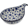 7-inch Stoneware Condiment Server - Polmedia Polish Pottery H9275K