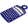 7-inch Stoneware Cutting Board - Polmedia Polish Pottery H1513E