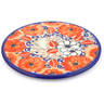 7-inch Stoneware Cutting Board - Polmedia Polish Pottery H2608J