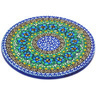 7-inch Stoneware Cutting Board - Polmedia Polish Pottery H3765G
