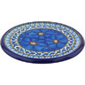 7-inch Stoneware Cutting Board - Polmedia Polish Pottery H6171G