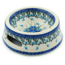 7-inch Stoneware Pet Bowl - Polmedia Polish Pottery H6067I