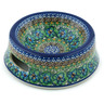 7-inch Stoneware Pet Bowl - Polmedia Polish Pottery H6334A