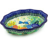7-inch Stoneware Serving Bowl - Polmedia Polish Pottery H5658G
