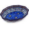 7-inch Stoneware Serving Bowl - Polmedia Polish Pottery H5852G