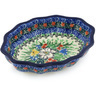7-inch Stoneware Serving Bowl - Polmedia Polish Pottery H8299G