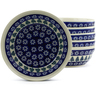 7-inch Stoneware Set of 6 Bowls - Polmedia Polish Pottery H4959J