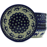 7-inch Stoneware Set of 6 Bowls - Polmedia Polish Pottery H5345J