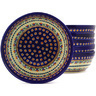 7-inch Stoneware Set of 6 Bowls - Polmedia Polish Pottery H8976F