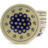 7-inch Stoneware Set of 6 Bowls - Polmedia Polish Pottery H8993F