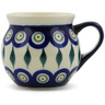 7 oz Stoneware Bubble Mug - Polmedia Polish Pottery H3150D