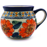 7 oz Stoneware Bubble Mug - Polmedia Polish Pottery H4293C