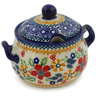 7 oz Stoneware Sugar Bowl - Polmedia Polish Pottery H2699K