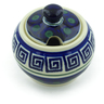 7 oz Stoneware Sugar Bowl - Polmedia Polish Pottery H4454J