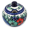 7 oz Stoneware Sugar Bowl - Polmedia Polish Pottery H7606C