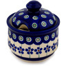 7 oz Stoneware Sugar Bowl - Polmedia Polish Pottery H9412C