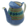 71 oz Stoneware Pitcher - Polmedia Polish Pottery H6330A