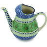 71 oz Stoneware Pitcher - Polmedia Polish Pottery H9136G