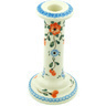 8-inch Stoneware Candle Holder - Polmedia Polish Pottery H6078H