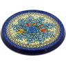 8-inch Stoneware Cutting Board - Polmedia Polish Pottery H1521K
