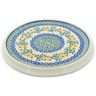 8-inch Stoneware Cutting Board - Polmedia Polish Pottery H4954A