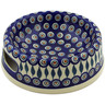 8-inch Stoneware Pet Bowl - Polmedia Polish Pottery H2651K