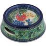 8-inch Stoneware Pet Bowl - Polmedia Polish Pottery H5060G