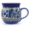 8 oz Stoneware Bubble Mug - Polmedia Polish Pottery H0018G