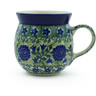 8 oz Stoneware Bubble Mug - Polmedia Polish Pottery H0345B