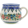 8 oz Stoneware Bubble Mug - Polmedia Polish Pottery H0922L