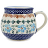 8 oz Stoneware Bubble Mug - Polmedia Polish Pottery H0924L