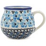 8 oz Stoneware Bubble Mug - Polmedia Polish Pottery H0925L