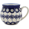 8 oz Stoneware Bubble Mug - Polmedia Polish Pottery H0935L