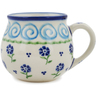 8 oz Stoneware Bubble Mug - Polmedia Polish Pottery H1049L