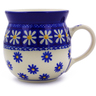 8 oz Stoneware Bubble Mug - Polmedia Polish Pottery H1208B