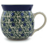 8 oz Stoneware Bubble Mug - Polmedia Polish Pottery H1400B
