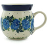 8 oz Stoneware Bubble Mug - Polmedia Polish Pottery H1728I
