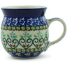 8 oz Stoneware Bubble Mug - Polmedia Polish Pottery H1877B