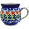 8 oz Stoneware Bubble Mug - Polmedia Polish Pottery H2043E