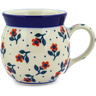 8 oz Stoneware Bubble Mug - Polmedia Polish Pottery H2048E