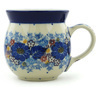 8 oz Stoneware Bubble Mug - Polmedia Polish Pottery H2197H