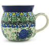 8 oz Stoneware Bubble Mug - Polmedia Polish Pottery H2201H