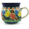 8 oz Stoneware Bubble Mug - Polmedia Polish Pottery H2208H