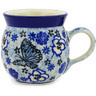8 oz Stoneware Bubble Mug - Polmedia Polish Pottery H2295E