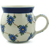 8 oz Stoneware Bubble Mug - Polmedia Polish Pottery H2474A