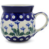 8 oz Stoneware Bubble Mug - Polmedia Polish Pottery H2508A