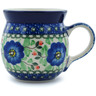8 oz Stoneware Bubble Mug - Polmedia Polish Pottery H2513A
