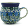 8 oz Stoneware Bubble Mug - Polmedia Polish Pottery H2517B