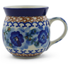 8 oz Stoneware Bubble Mug - Polmedia Polish Pottery H2527A