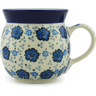 8 oz Stoneware Bubble Mug - Polmedia Polish Pottery H2647H